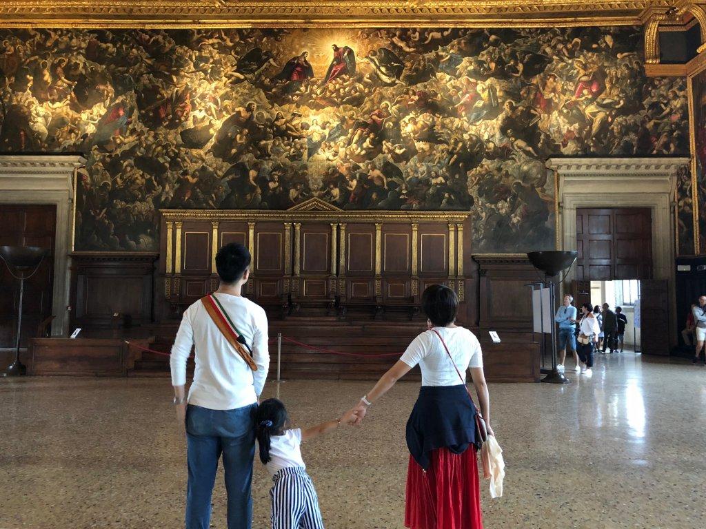 【イタリア旅行】ベネチア観光・ゴンドラ・サンマルコ寺院 ...